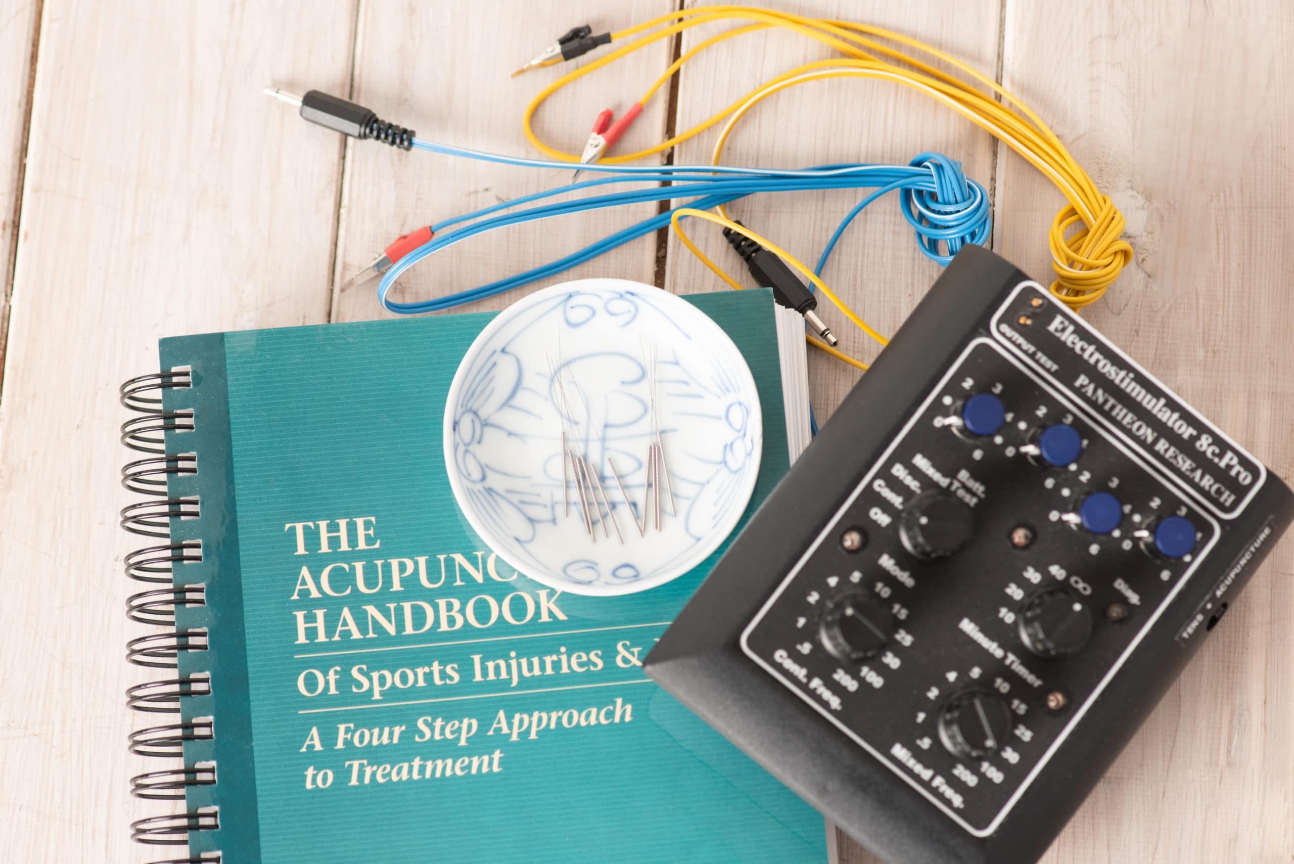 acupuncture treatment tools